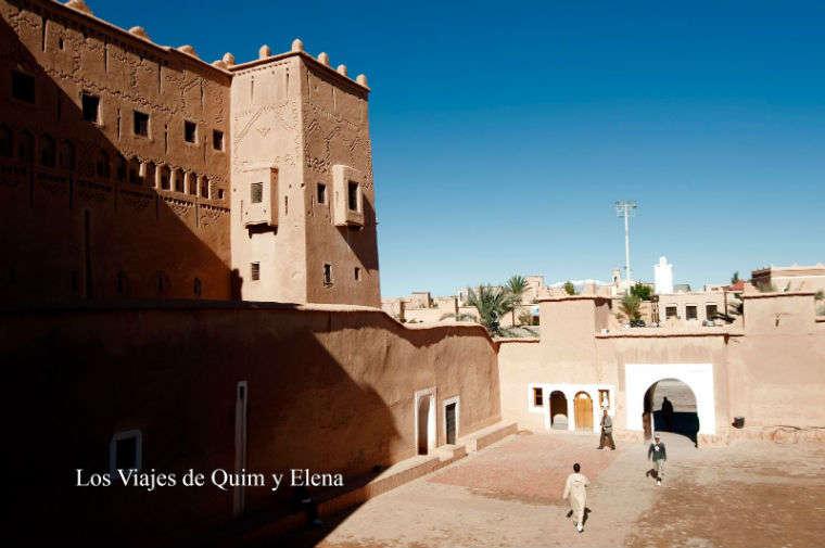 Kasba Taurirt y Oasis de Fint en Ouarzazate
