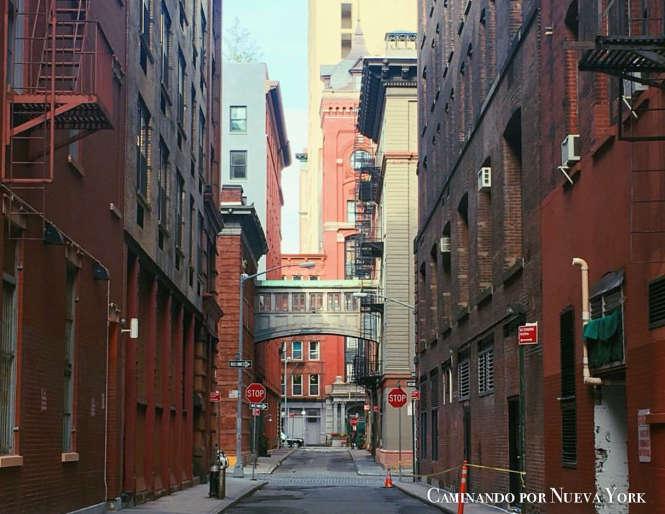 El Nueva York oculto