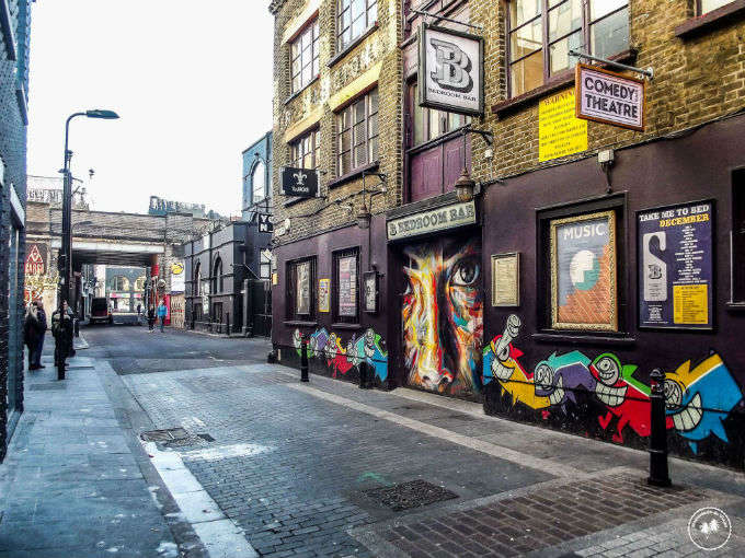 Shoreditch y Brick Lane, ruta por su arte urbano