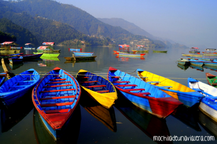 Pokhara, visita imprescindible a los pies de los Annapurnas