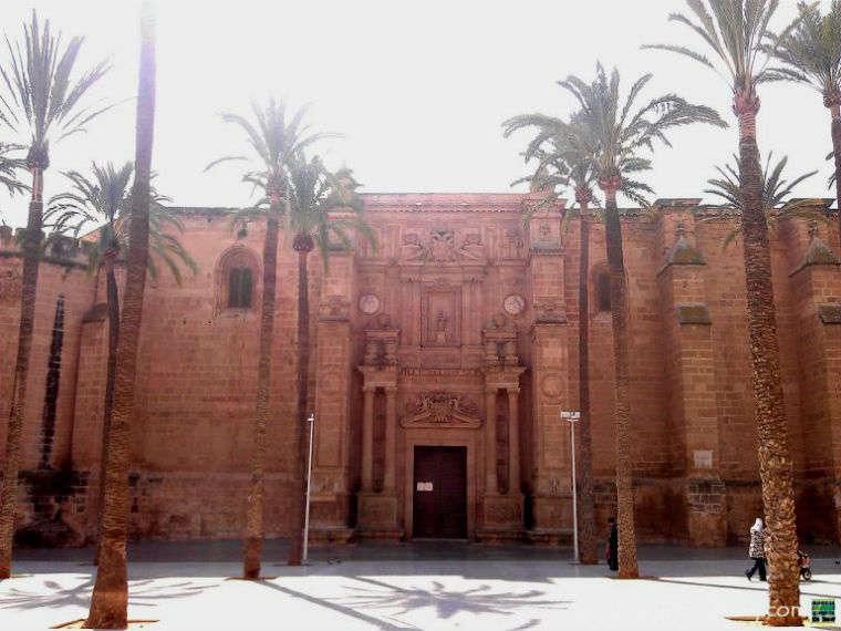 Catedrales de Andalucía, en España, visitadas.