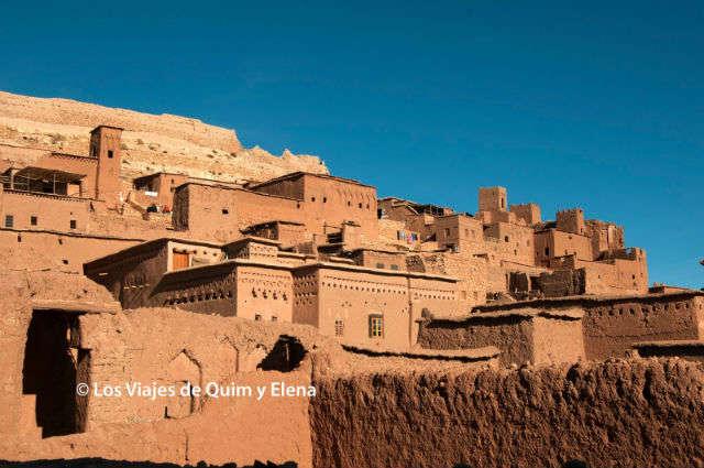 De Ouarzazate a Marrakech