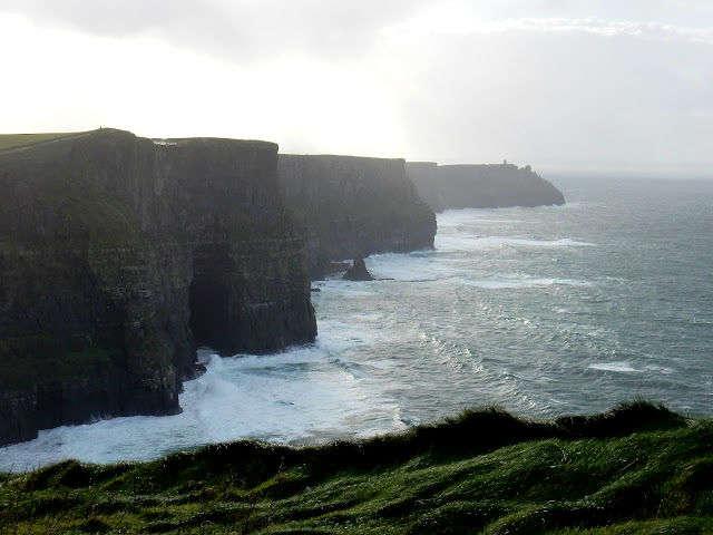 Acantilados de Moher en Irlanda, paisaje que deja sin palabras