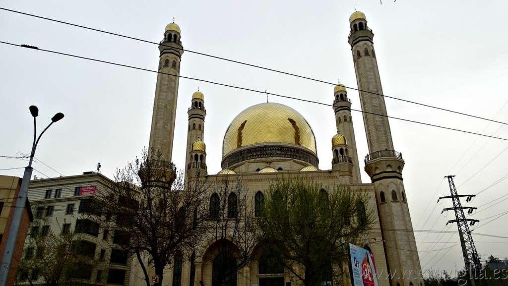 Almaty, la gran ciudad de Kazajistán