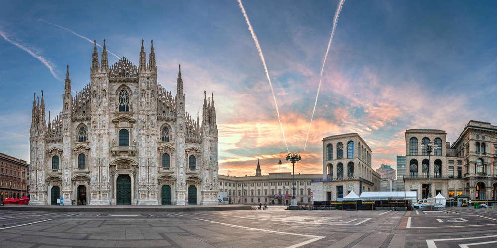 Viaja a Milán