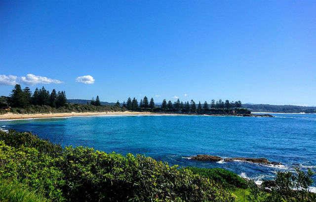 Viaje por el sur de NSW: La costa Zafiro