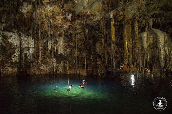 Un viaje por el interior de la Península del Yucatán