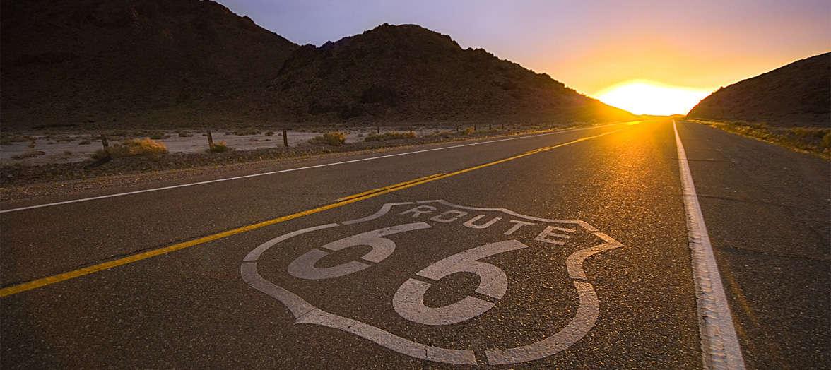 Descubre la legendaria Ruta 66