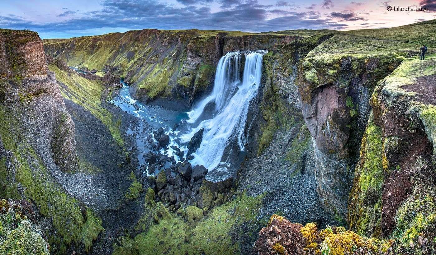 Viaje a Islandia, Tierra de hielo y fuego