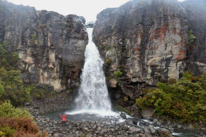 NUEVA ZELANDA: TARANAKI FALLS
