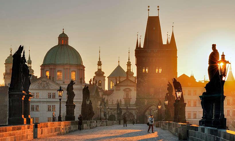 Escapada romántica a Praga