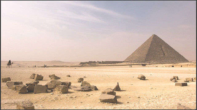 EGIPTO, UN DESTINO MÁGICO Y SORPRENDENTE