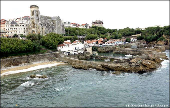 País Vasco francés: Surf, txapelas y verde al otro lado de la frontera