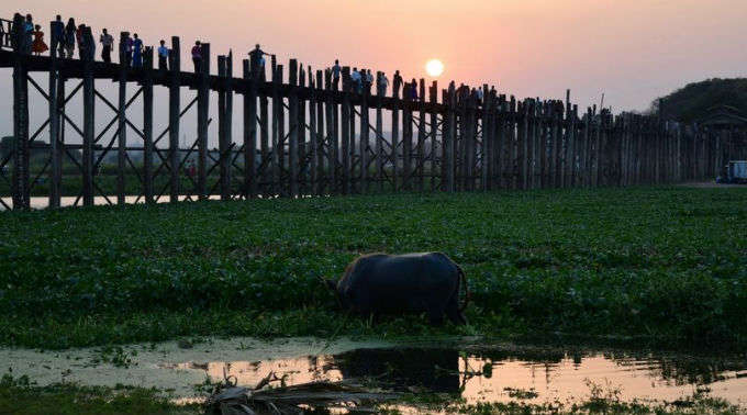 Guía de Myanmar, un país por explorar