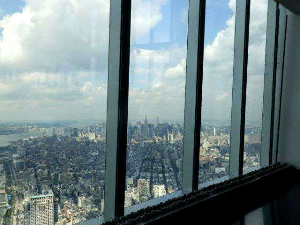 VISITAR EL MIRADOR DEL ONE WORLD TRADE CENTER