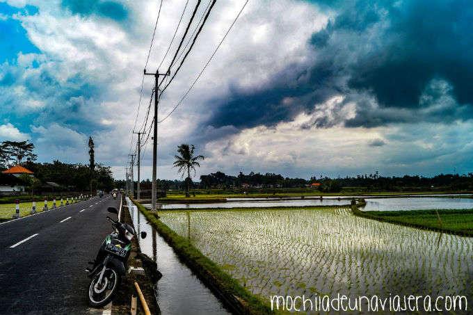 Momentos cotidianos que viví de mi vida en Bali