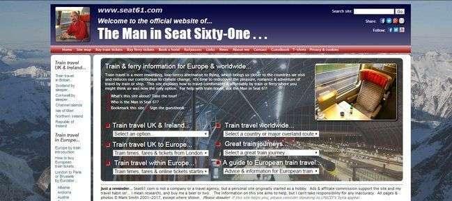 Mejor Web de transportes por el Mundo