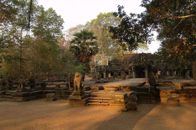 Guía para visitar los templos de Angkor Wat