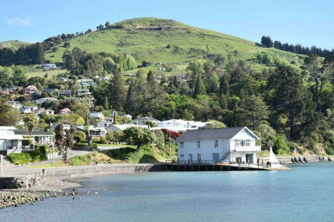 NUEVA ZELANDA: ISLA SUR – AKAROA