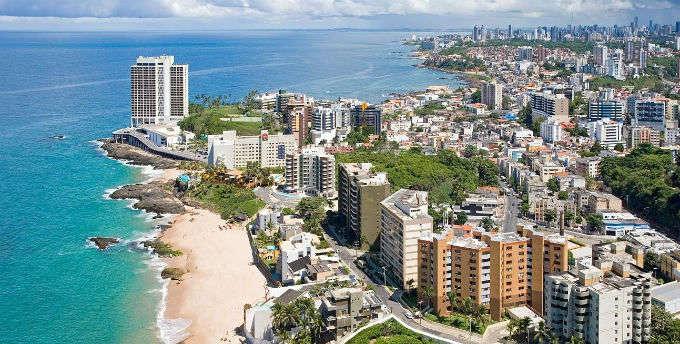 Salvador de Bahía: raíces negras y playas blancas
