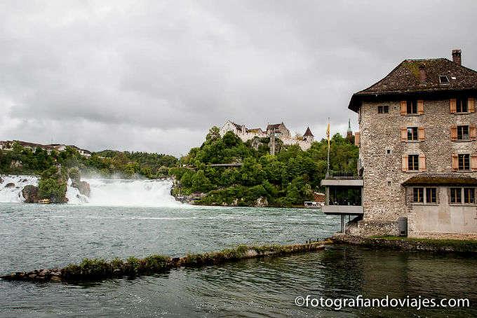 Cataratas del Rin, el mayor salto de agua de Europa