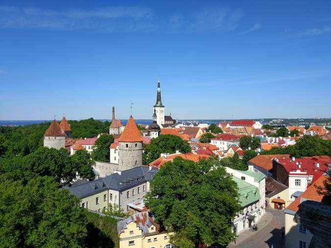 Qué hacer en Tallin y en Pärnu en 3 días ©  Tallin- Estonia