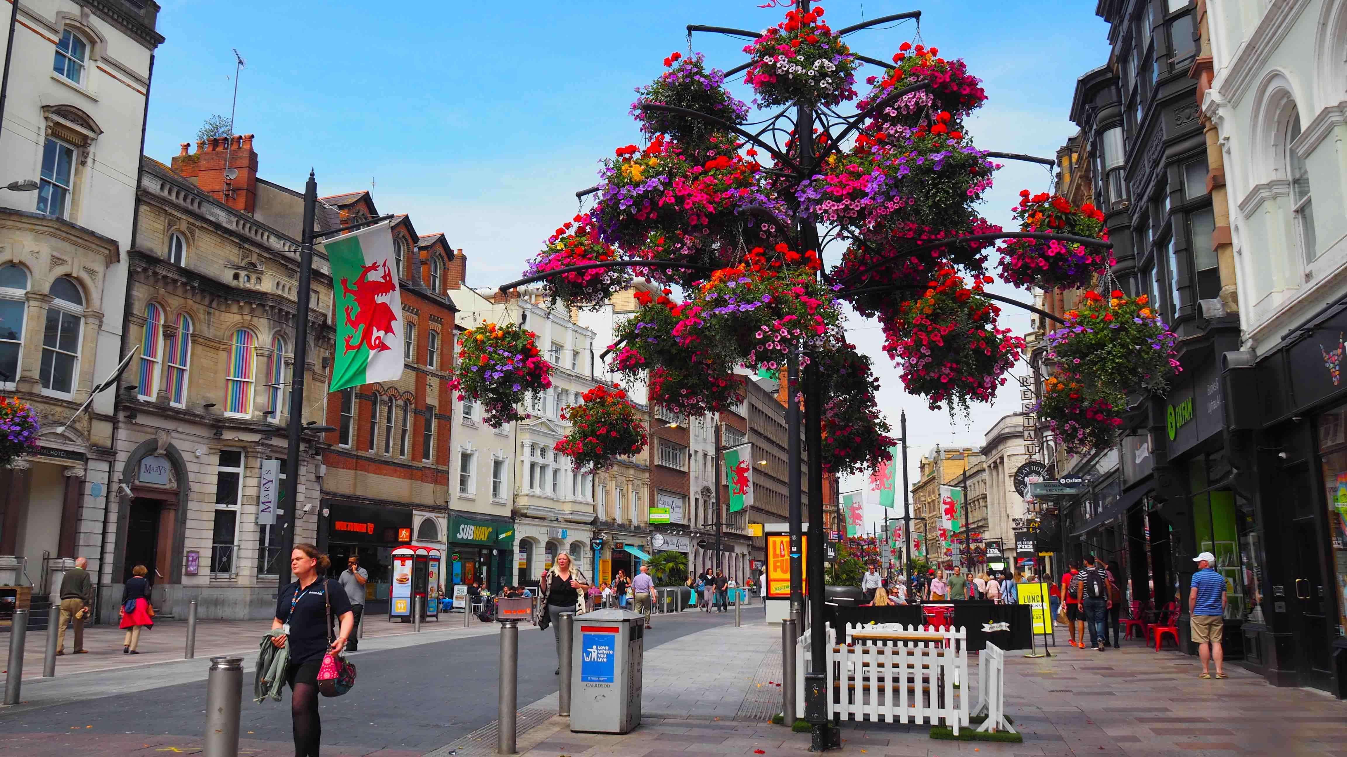 Qué ver en Cardiff Gales en un día