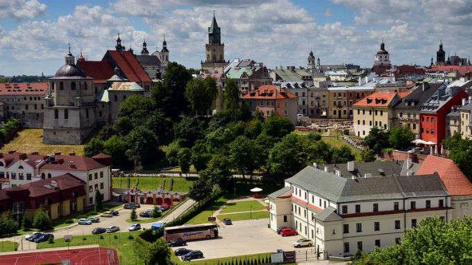 5 sitios para ver en Lublin (Polonia)