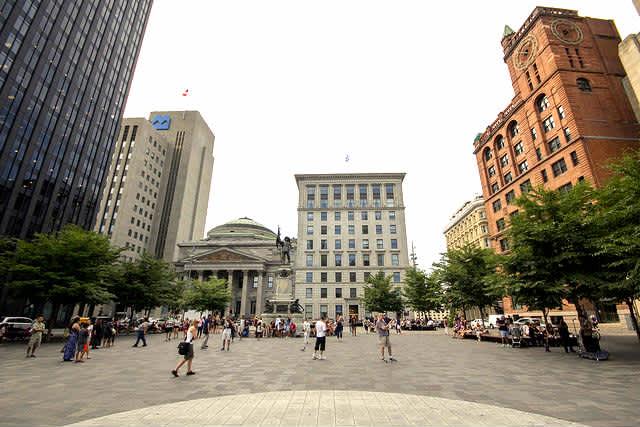 Visitar Montreal en 2 días en verano