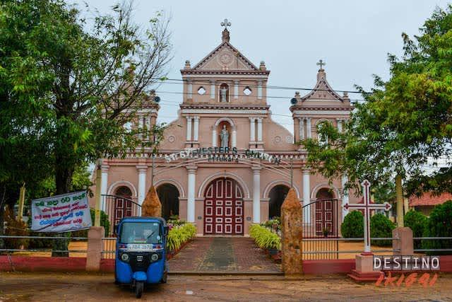 Negombo, tu primer destino en Sri Lanka (y cada día el de más gente)
