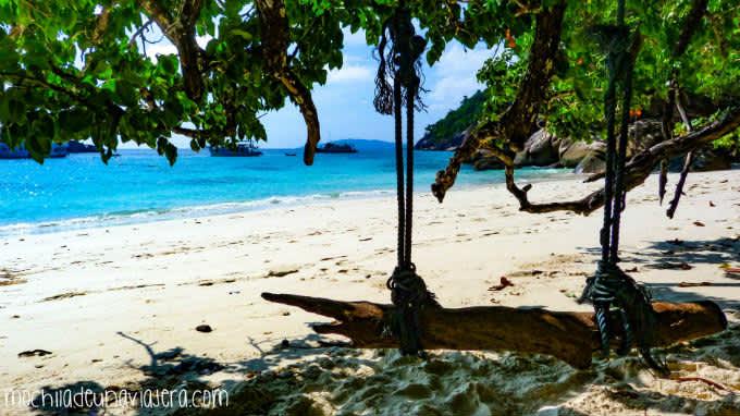 El paraíso en el mar de Andaman: Islas Similan