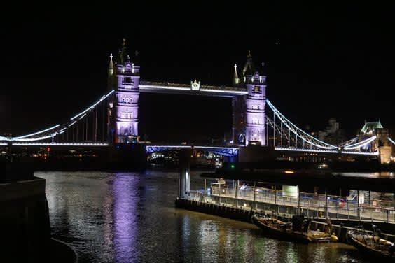 Londres, los dos primeros días