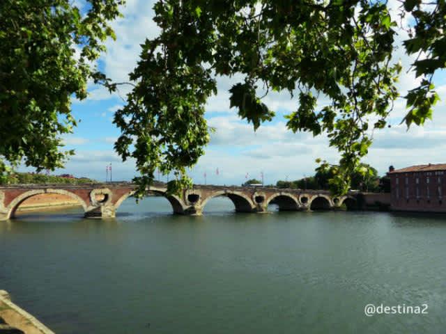 Descubrir Toulouse, el placer de lo inesperado