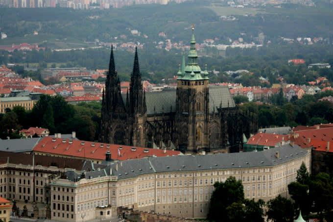 Visita al Castillo de Praga – Día 7