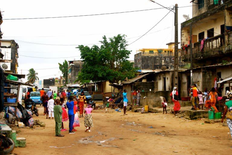 No he descubierto Costa de Marfil, he sido marfileña