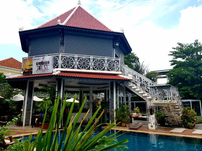 Dónde alojarse en Siem Reap: las mejores zonas!