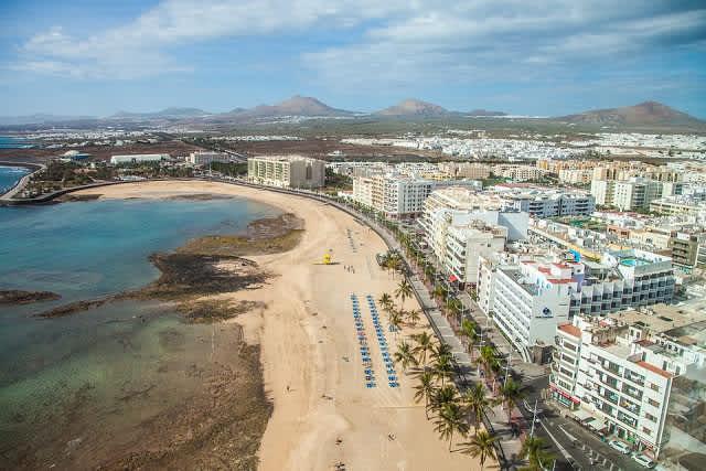 Lanzarote y la leyenda de la Princesa Ico