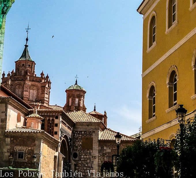 Teruel un domingo de verano