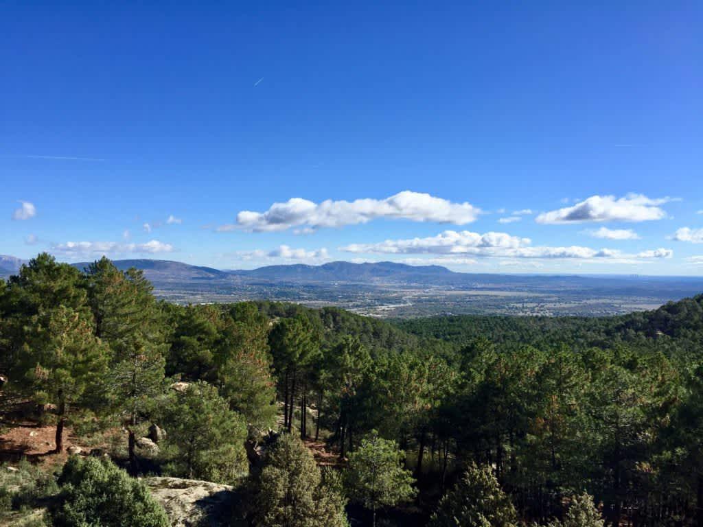 Ruta de senderismo Guadarrama: la Jarosa