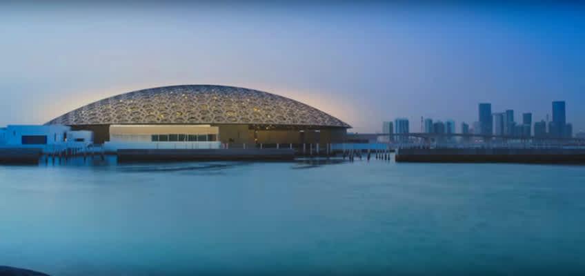 El Louvre de Abu Dhabi, la nueva Meca del arte