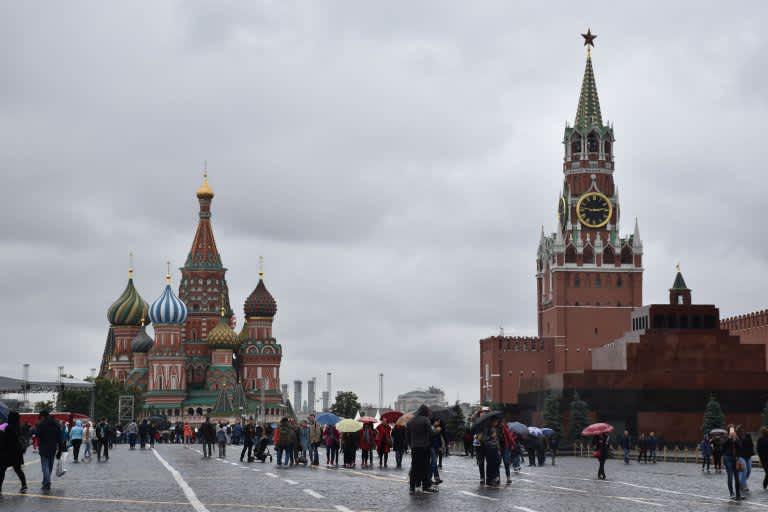 Escala en Moscú