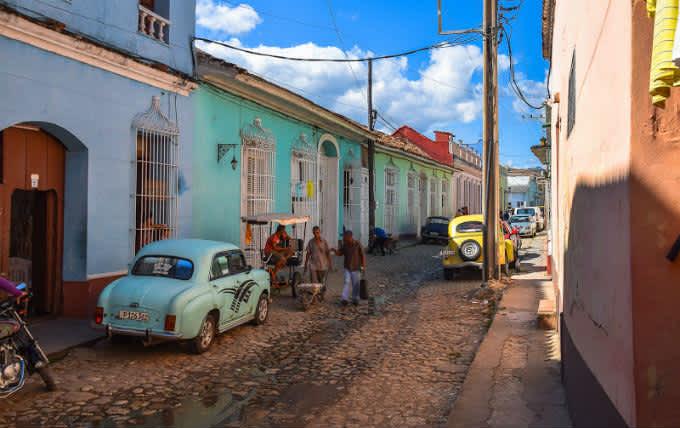 El encanto encerrado de Trinidad