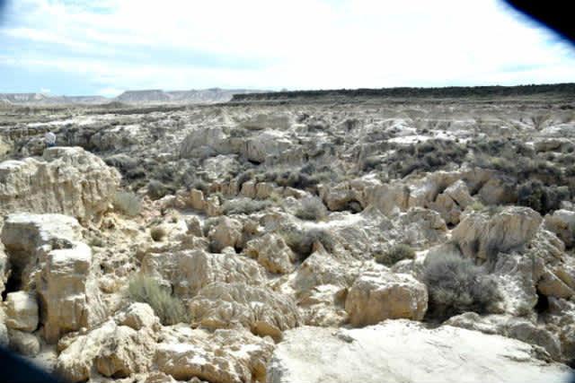 Bardenas Reales: El desierto del norte de España – Día 3