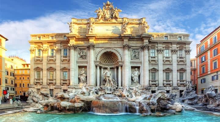 Roma, la ciudad eterna