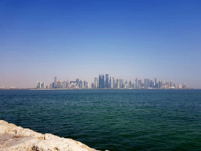 Hacer un tour gratuito en Doha, Qatar