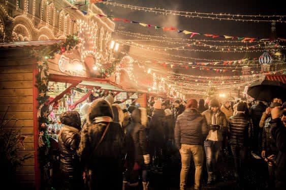 Bruselas, Brujas y Amberes en Navidad