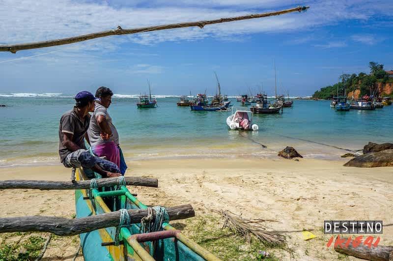 Weligama y Tangalle: Mucho más que playas