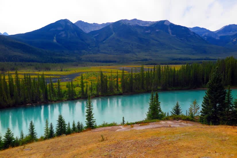 Las Montañas Rocosas canadienses y sus parques nacionales