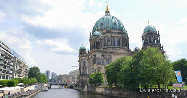 Isla de los museos y dos visitas imperdible en Berlín, Alemania
