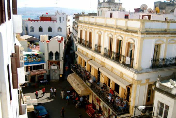Tánger, primer contacto con Marruecos